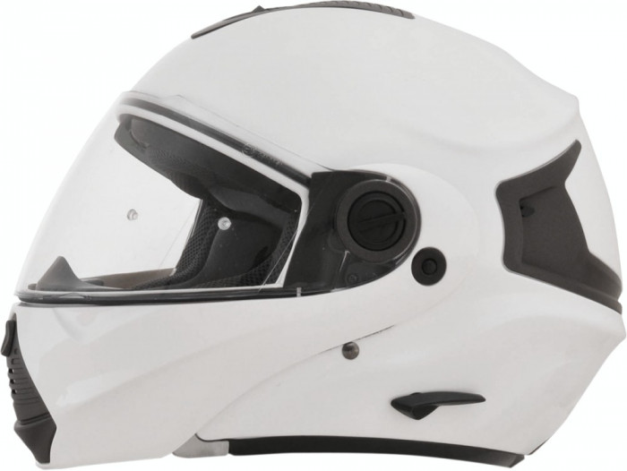 Casca Flip-Up AFX FX-36 culoare alb perlat marime M Cod Produs: MX_NEW 01001478PE