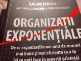 ORGANIZATII EXPONENTIALE - SALIM ISMAIL, MALONE, VAN GEEST, KONDIMENT 2019, 383P