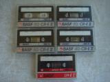 Lot 5 Casete Audio BASF CrO2 - Inregistrate o singura data - 38