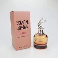 SCANDAL By Night 80ml - Jean Paul GAULTIER   Parfum Tester