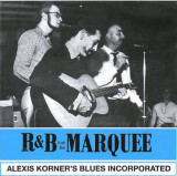 Alexis Korner s Blues Incorporated R B From The Marquee 180g LP (vinyl)