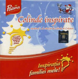 CD Colinde Inspirate: Stefan Hrusca, Madalina Manole, Madrigal