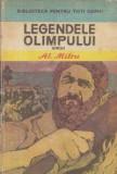 Legendele Olimpului, Volumul al II-lea - Eroii