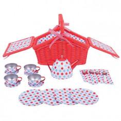 Setul meu de picnic cu buline - BigJigs
