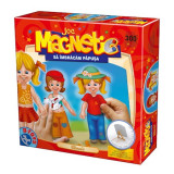 Joc magnetic Sa imbracam Papusa Clasic 60662, D-Toys