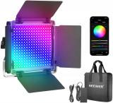 Neewer CRI 95 40W 660 RGB Lumina Led cu Control APP Culori Reglabile