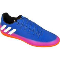 Ghete Fotbal Adidas Messi 163 IN M BA9018, 44 2/3, 45 1/3, Roz, Barbati