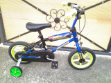 "Blue Thunder by Avico - bicicleta copii 12"" (2-5 ani)"