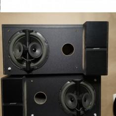 Set Boxe Rare si Deosebite marca BOSE 6.2  - Impecabile/made in USA