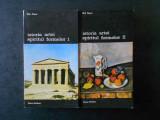 ELIE FAURE - ISTORIA ARTEI. SPIRITUL FORMELOR 2 volume