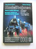 Catalog  de  modele,  machete feroviare  din  toata lumea, 3500 ilustratii color
