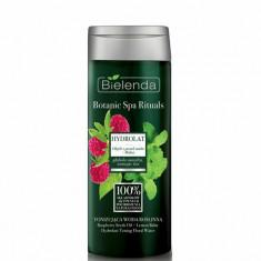 Apa florala tonifianta Bielenda, Botanic Spa Rituals, cu ulei de zmeura si balsam de lamaie, 200 ml