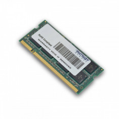 Memorie Laptop Patriot Signature PC2-6400 800MHz 2GB DDR2 SO-DIMM 1.8V