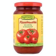Tomate Bio pentru Pizza Rapunzel 330gr Cod: 1300650