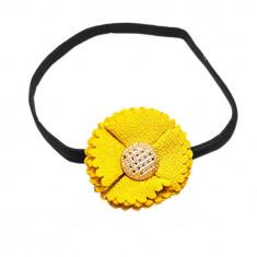 Bentita cu floare galbena, Universal