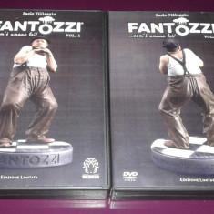 Fantozzi - ( Paolo Villaggio ) 16 DVD subtitrate in limba romana