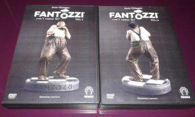 Fantozzi - ( Paolo Villaggio ) 16 DVD subtitrate in limba romana foto