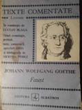 FAUST-JOHANN WOLFGANG GOETHE