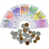 Set Monede si Bancnote Euro, Simba