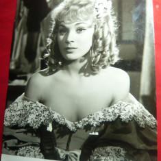 Fotografie din Filmul Capitanul Fracasse - Genevieve Grad , dim.=23x29cm