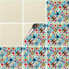 """Sticker Autocolant Faianta Decorativa """"Kitchen Design"""" model K-FAI-753 (pret/bucata)"""
