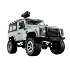 Masina cu telecomanda Land Rover, camera video, incarcare usb, verde menta