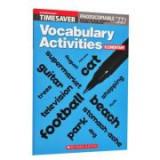 Vocabulary Activities - Julie Woodward