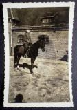 P.109 FOTOGRAFIE RAZBOI WWII MILITAR CALARET GERMAN WEHRMACHT 8,8/6cm