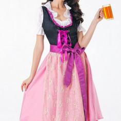E624-000 Costum tematic, model hangita