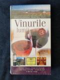 Vinurile lumii. Istoria vinului. Soiuri de struguri. Vinuri de top (DK)
