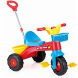 DOLU Prima mea tricicleta cu maner - Rapida