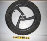 Janta + anvelopa spate Yamaha TZR 50cc 1989 1991 (B4-0-1)