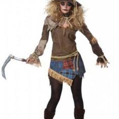 J624-000 Costum tematic Halloween, personaj feminin Sperietoare