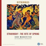 Stravinski Rite Of Spring Markevitch LP (vinyl)