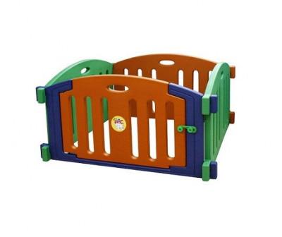 Gardulet mare, loc de joaca pentru copii - Happy Box foto