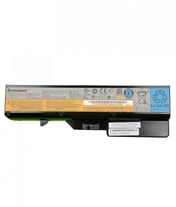 Acumulator laptop second hand original Lenovo IBM IdeaPad G460 G470 G475 G560 G570 G575 L09S6Y02 3INR19/65-2