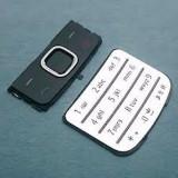 Cumpara ieftin Tastatura Nokia 6700 classic argintie originala, Oem