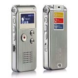 Voice Record Mini 8GB Silver