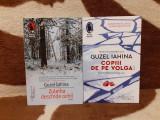ZULEIHA DESCHIDE OCHII/COPIII DE PE VOLGA-GUZEL IAHINA (2 VOL)