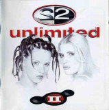 CD 2 Unlimited ‎– II, original