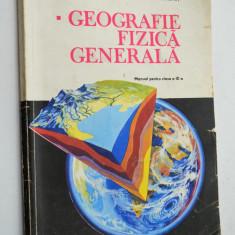 Manual Geografie fizica generala pentru clasa a XI-a 1995, Clasa 9
