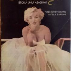 MARILYN , ISTORIA UNUI ASASINAT de PETER HARRY BROWN, PATTE B. BARHAM , 1994