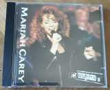 CD Mariah Carey – MTV Unplugged, Columbia
