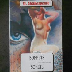 W. Shakespeare - Soneets * Sonete {editie bilingva}, Alta editura