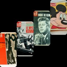 Colectie reviste Paris Match 1963-1990