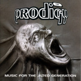 Prodigy The Music For The Jilted Generation LP (2vinyl)