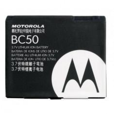 Acumulator  BC50 Pentru Motorola L2, L6, SLVR L7, SLVR V8, V3x  ,K1 Original