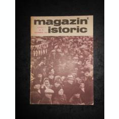 REVISTA MAGAZIN ISTORIC (Decembrie, 1974)