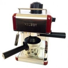 Espressor Hauser CE-929, presiune 3.5 bar, 800 W, rosu Mania Tools