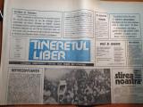ziarul tineretul liber 16 ianuarie 1990-art. revolutie si interviu cu ion tiriac